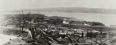 6 December 2012 marks the 95th anniversary of the Halifax Explosion.