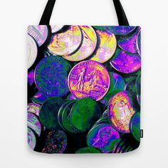 $$$$$ Tote Bag by Megan Spencer - $22.00