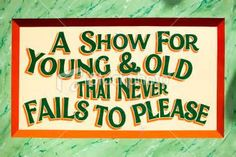 fairground signs - Yahoo! Image Search Results