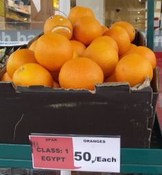 Mr Angry Orange, the agitator, will awaken the dumb oranges. But are these talking oranges Mr Angry Orange - from Banarnia?