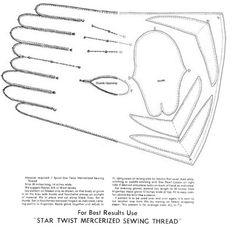 Gloves (free pattern):