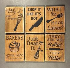 ONE SIGN Fun kitchen wall decor kitchen humor by NEthingispossible