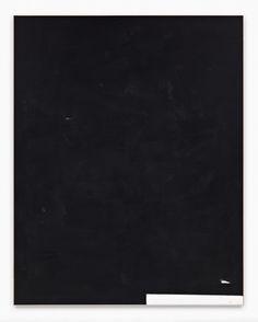 David Ostrowski | F (The Receptionist), 2014 | acrylic on canvas, wood