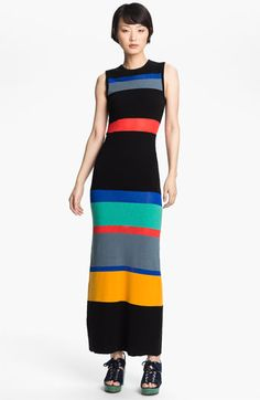 Opening Ceremony 'Memphis' Maxi Dress available at #Nordstrom