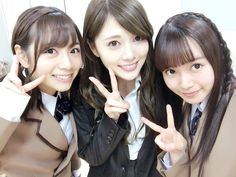 I am just a Big Fun of Especially, Mai Shiraishi, Mai Fukagawa, Nanami Hashimoto, Nanase Nishino. Himeka Nakamoto, Culture, Celebrities, Instagram Posts, Beauty, School Uniform, Kawaii, Beleza, School Uniform Outfits