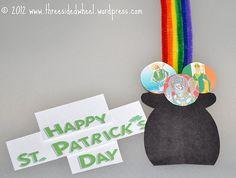 St. Patrick printables