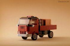 KosBrick – Page 3 – Passion for Bricks Lego Cars, Lego Truck, Lego Auto, Lego For Kids, Toys For Boys, Scrap Mechanics, Big Lego, Lego Modular, Cool Lego Creations