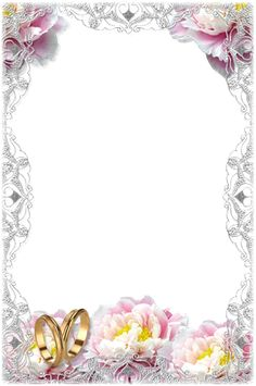 Blank Wedding Invitation Templates, Wedding Booklet, Wedding Invitation Background, Wedding Invitation Size, Elegant Wedding Invitations, Wedding Frames, Wedding Art, Photo Frames For Kids, Marriage Images