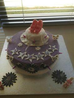 Ballerina cake for 9yr old