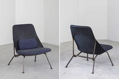 Strain chair designed by Simon Morasi Piperčić for Prostoria