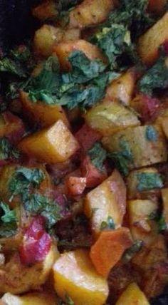 Μπριάμ Φούρνου με... απ' όλα..! Salsa, Mexican, Ethnic Recipes, Food, Essen, Salsa Music, Meals, Yemek, Mexicans