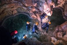 #NEWS #SWD #GREEN2STAY The European Space Agency is sending a team of international astronauts 2,400 feet underground to experience the isolation of space.