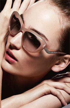 Valentino Cat's Eye Sunglasses | Nordstrom... beyond obsessed Cat Eye Glasses, Sunnies, Eyeglasses, Eyewear, Valentino, Nordstrom, My Style, Womens Fashion, Editorial