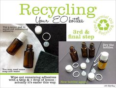 Recycling EO Bottles
