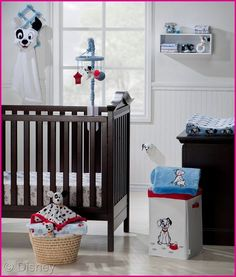when we have a kid (boy or girl) the room will be 101 dalmatians :)
