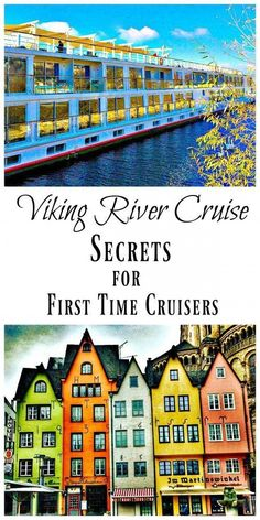 Have you always wondered if a Viking River Cruise is right for you? I have tips and insider secrets to get the most out of your cruise. River Cruises In Europe, European River Cruises, Cruise Europe, Packing For A Cruise, Cruise Travel, Cruise Vacation, Cruise Tips, Vacation Ideas, Packing Lists