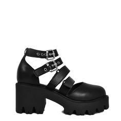 Sandale Altercore Ramona Dr. Martens, Blond, Biker, Goth, Vegan, Clothes, Shoes, Fashion, Sandals