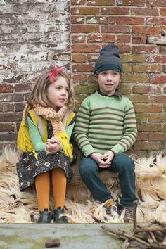 Dit zijn voorbeelden uit de collectie:Hilde  &  Co - Winter 2012