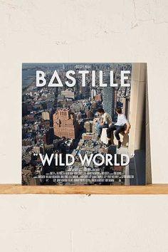 Bastille - Wild World UO Exclusive 2XLP