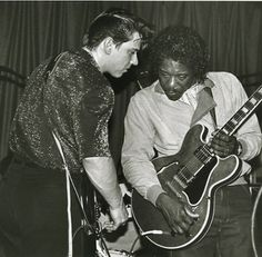 JIMMIE VAUGHAN AND BUDDY GUY, ANTONES, AUSTIN, TEXAS 3/20/84