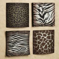 wall plaques, I'm going to make these, use scrapbook paper and square styrofoam