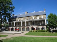 Fredericton NB, Former Officers Quarters Garrison New Brunswick, Stony, The Province, Capital City, Historical Sites, Museum, Canada, Mansions, Architecture