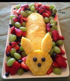 Frukt påskhare