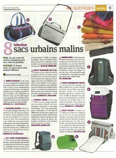 Metro (France) #fashion #suitcase  #travel #bag #Delsey