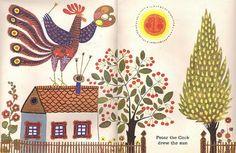 beautiful illustrations by Ukranian artist Vyacheslav Legkobit