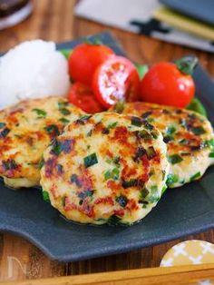 旨味もコクもましまし♪『むね肉 de ニラ味噌チーズつくね』 by Yuu | レシピサイト「Nadia | ナディア」プロの料理を無料で検索