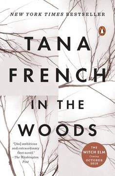 """Read """"In the Woods A Novel"""" by Tana French available from Rakuten Kobo. The debut novel of an astonishing voice in psychological suspense As dusk approaches a small Dublin suburb in the summer. Book 1, The Book, Book Series, Good Thriller Books, The Lovely Bones, Wood Book, Best Mysteries, Penguin Random House, Penguin Books"""