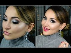 Holiday Makeup - Maquiagem Fim de Ano - Clássica e Fácil (falado)