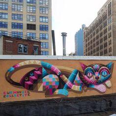 @eelcovirus #newEdition @thebushwickcollective #nyc #streetartphoto