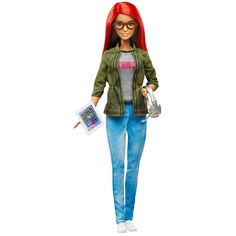 Barbie Careers Game Developer Doll - Radar Toys  - 1