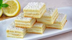 Prajitura Alba ca zapada | Snow White Cake (CC Eng Sub) | JamilaCuisine