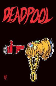 Deadpool / Run the Jewels