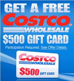 To celebrate its 1-year anniversary, Pinterest is giving away $500.00 Costco Gift Cards to its users. Please re-pin and then click here>> bit.ly/wolvpJ to get yours! Only 3424 cards remaining!