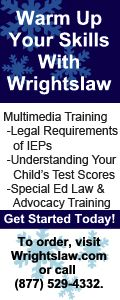 Wrightslaw Directory of Parent Training Information Centers - Yellow Pages for Kids