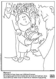 Kinderen Samen Spelen Kleurplaat 49 Beste Afbeeldingen Van Vijf Broden En Twee Vissen