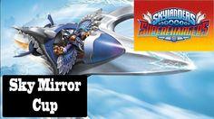 Skylanders Superchargers (PS3) - Sky Mirror Cup