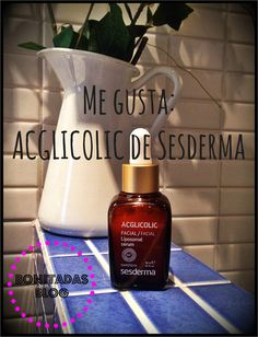 Post. Sesderma. http://bonitadas.blogspot.com.es/2014/06/me-gusta-serum-acglicolic-de-sesderma.html