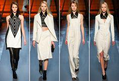 Roland Mouret Fall/Winter 2014-2015 Collection - Paris Fashion Week  #ParisFashionWeek #fashionweek #PFW
