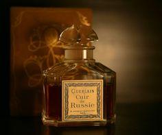 Cuir de Russie - Guerlain - love my small bottle of this perfume.
