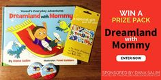 enter to win with this link  https://www.thechildrensbookreview.com/weblog/2016/10/win-the-dreamland-with-mommy-and-25-gift-card-giveaway.html