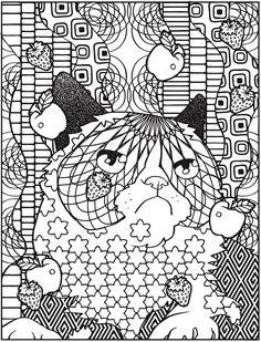 Dover Publications Creative Haven Grumpy Cat Hates Coloring: Coloring Book