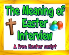 FREEBIE Easter skits - Fools for Christ