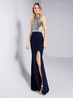 445a0505e936 Φόρεμα δεξίωσης με ανοιχτή πλάτη Βραδινά Φορέματα