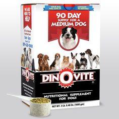 Dinovite for Medium Dogs