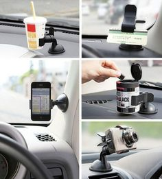 Car Windshield Suction Cup Phone GPS Mount Rotating Stand Holder For Iphone 5 6 Iphone Mobile, Iphone 5 6, Funda Iphone 6 Plus, Aftermarket Car Parts, Cup Phones, Cell Phone Mount, Car Gadgets, Car Holder, Car Mount