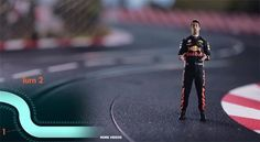 AUSTRALIA F1 2017 Slot Car Lap / RED BULL RACING / CARRERA  Daniel Ricciardo and Max Verstappen give us a tour of the Australian GP circuit using a Carrera slot layout and slot cars - all kinds of. This is the second year that Red Bull Racing publishes these videos in which its drivers give a lesson, in a humorous way, of the most characteristic points of th...  http://www.slotcar-today.com/en/notices/2017/03/australia-f1-2017-slot-car-lap-red-bull-racing-carrera-6251.php